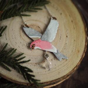 łuskowiec naszyjnik